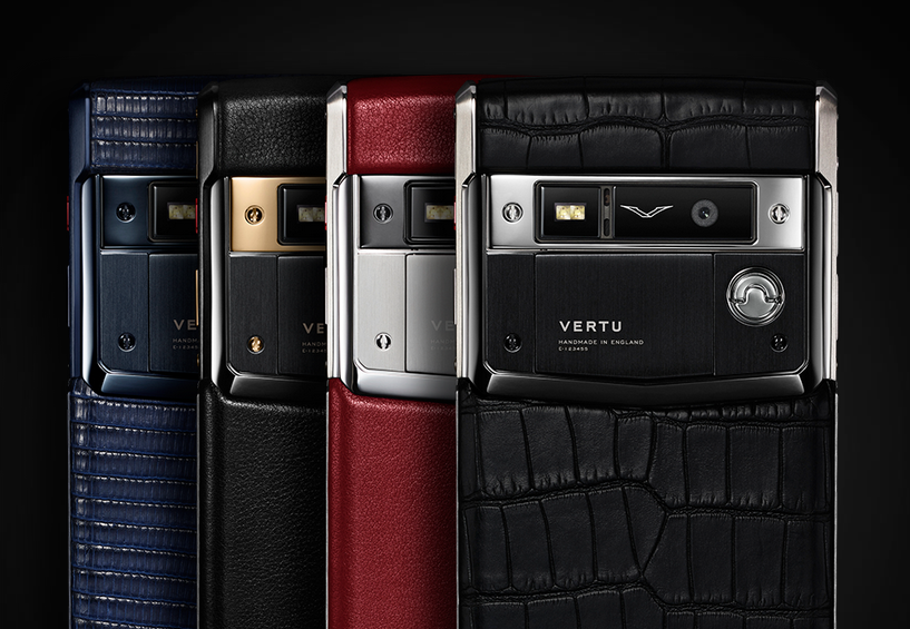 VERTU FOR BENTLEY SIGNATURE TOUCH collection